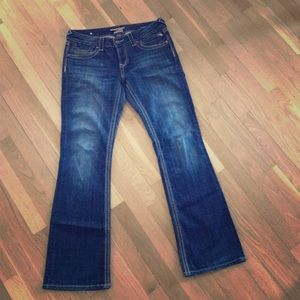 Rerock for Express Barley Boot Jeans